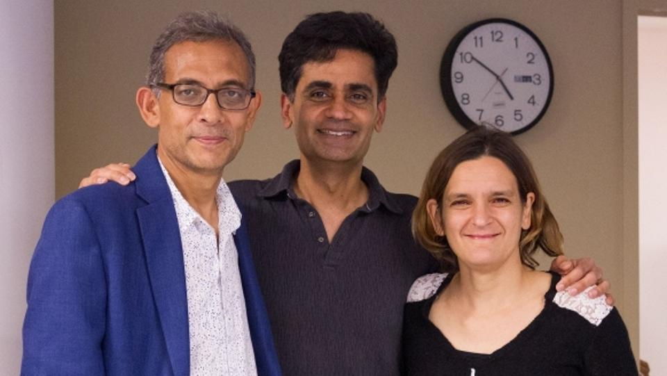 Abhijit Banerjee, Iqbal Dhaliwal and Esther Duflo