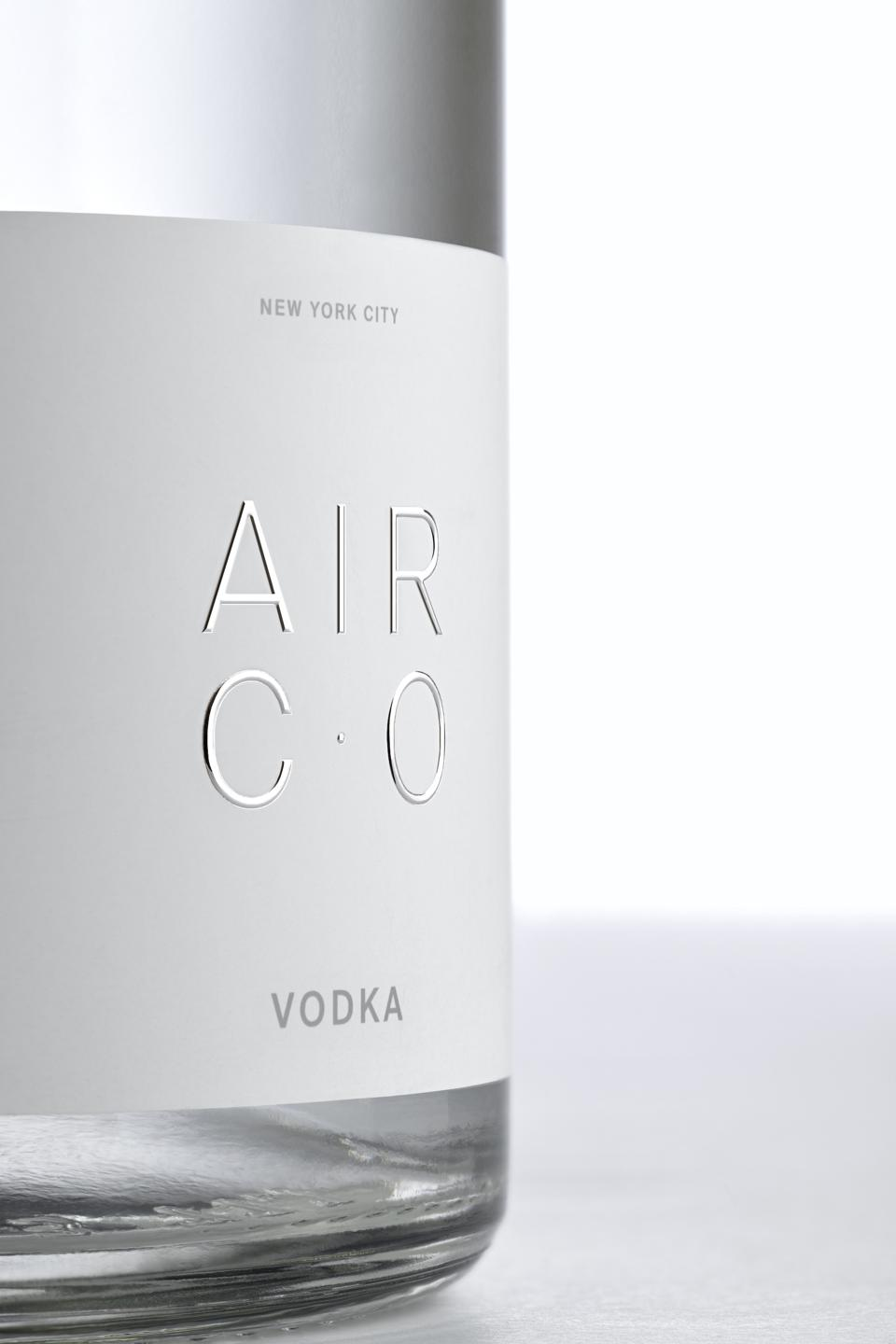 The Air Co. bottle