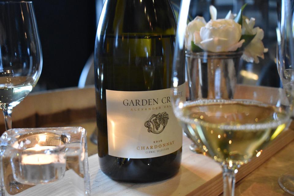 Garden Creek Winery. Sonoma.