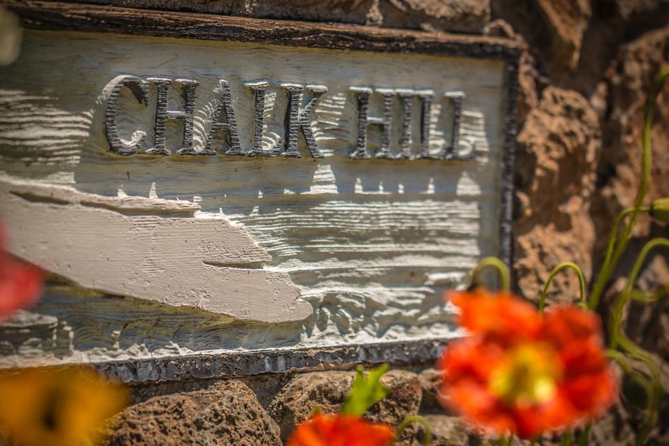 Chalk Hill Estate.