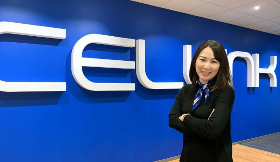 Tomoko Bylund heads the Japan office of CELLINK