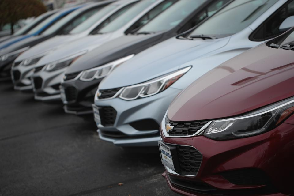 General Motors is poised to face the future with a number of initiatives, including its investment in Cruze.