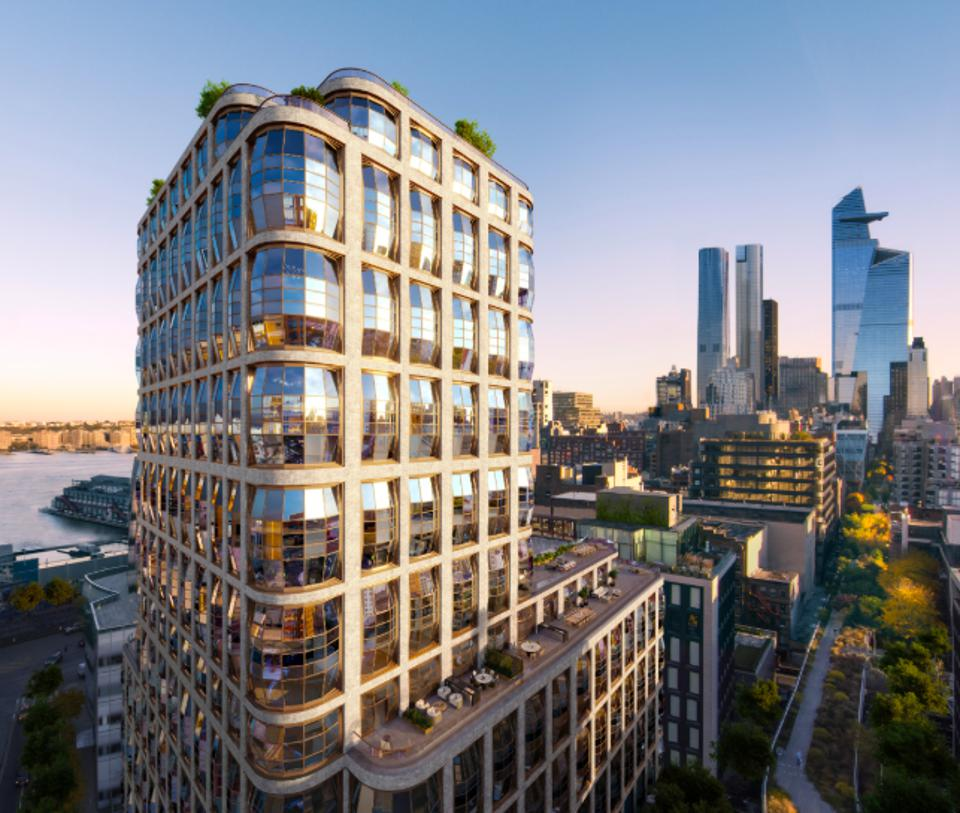 New York City's Highly Anticipated Lantern House Debuts Interior Renderings Ahead Of Sales Launch