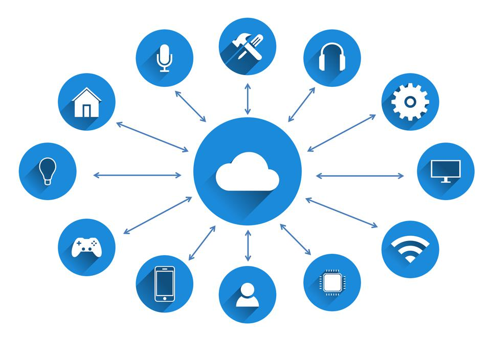 Connected smart home devices