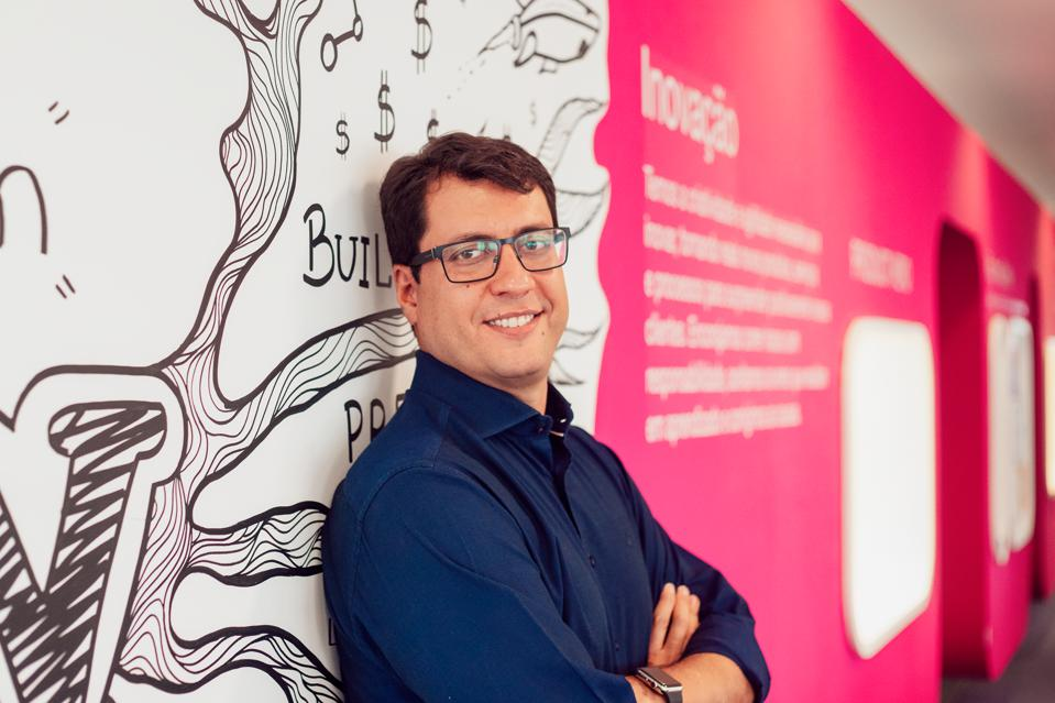 Fabricio Bloisi, founder at Movile