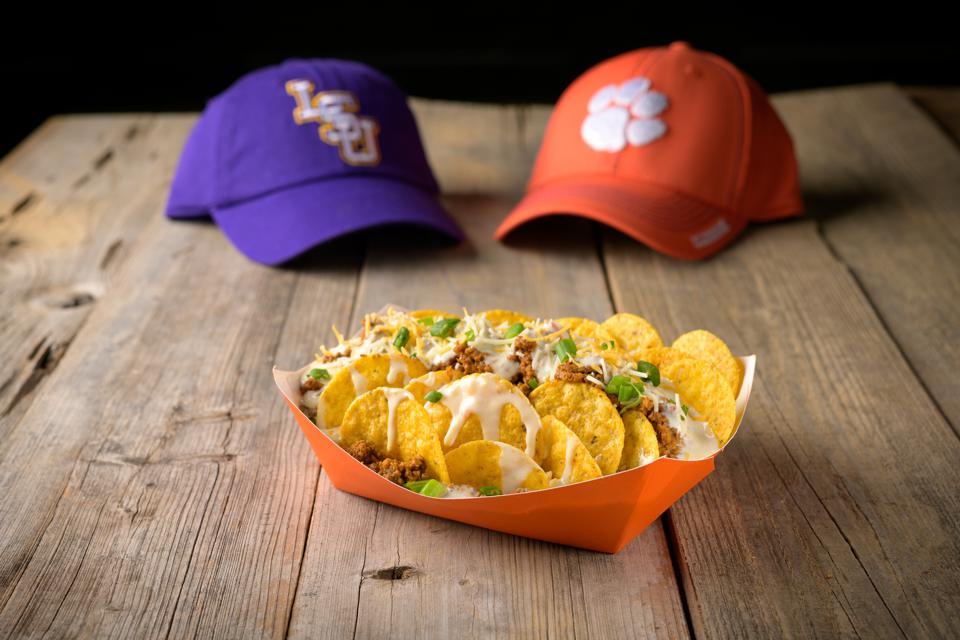 CFP National Championship food