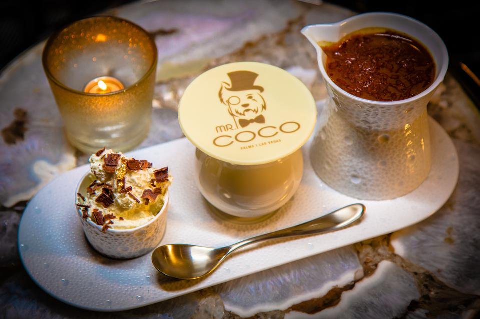 Haut Coco at MR. COCO at Palms Casino Resort in Las Vegas.