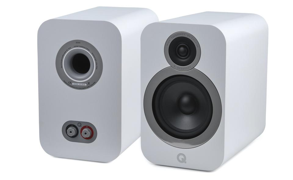 Q Acoustics Announces A New Bookshelf Speaker With The Bass Of A Floorstander
