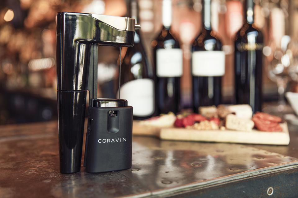 The Coravin Model Eleven is perfect for preserving your precious bottles of wine.