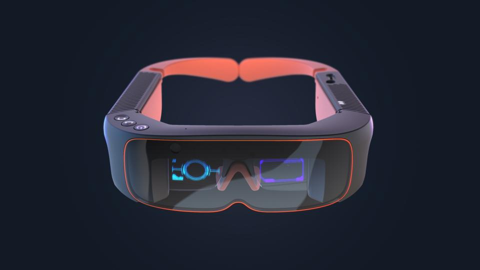 Thirdeye x2 mixed reality glasses