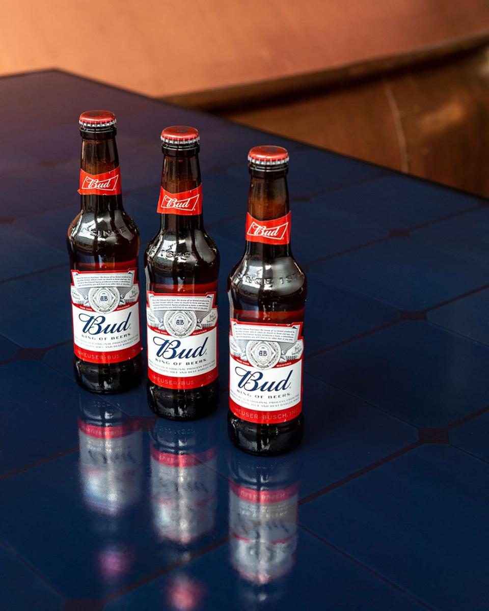 Budweiser Beer Made With Solar Energy, Thanks To A New Record Deal