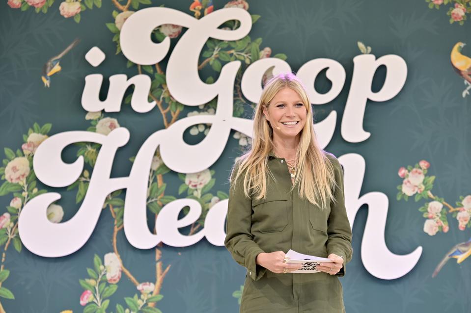 Gwyneth Paltrow at the ″In goop Health″ Summit Los Angeles 2019