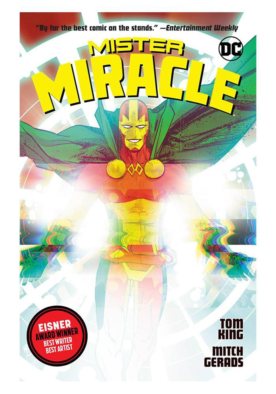 Mister Miracle Tom King Mitch Gerads DC Comics Kirby
