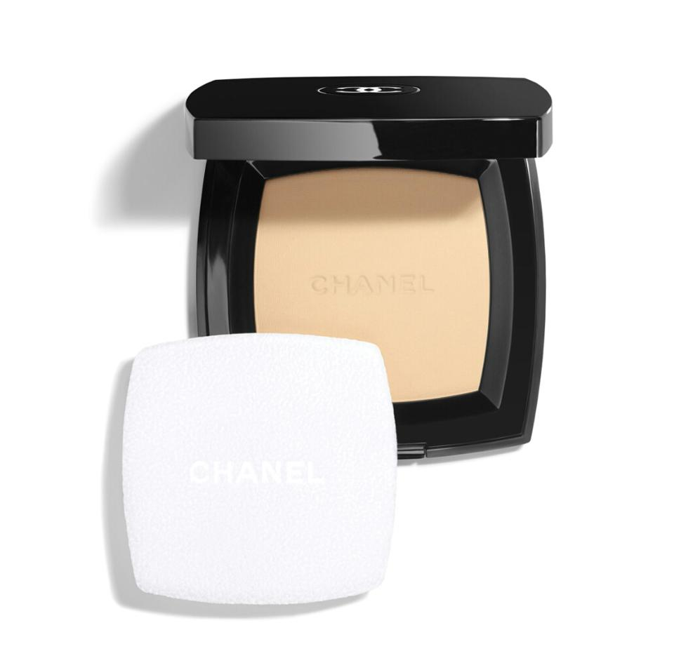 Chanel's Natural Finish Pressed Powder