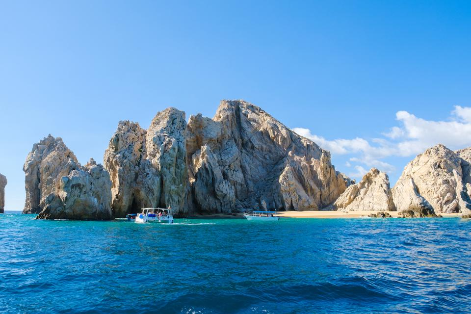 Blue Desert Cabo can arrange for a number of off-site excursions, such as a snorkeling adventure or a sunset cruise on a private catamaran.