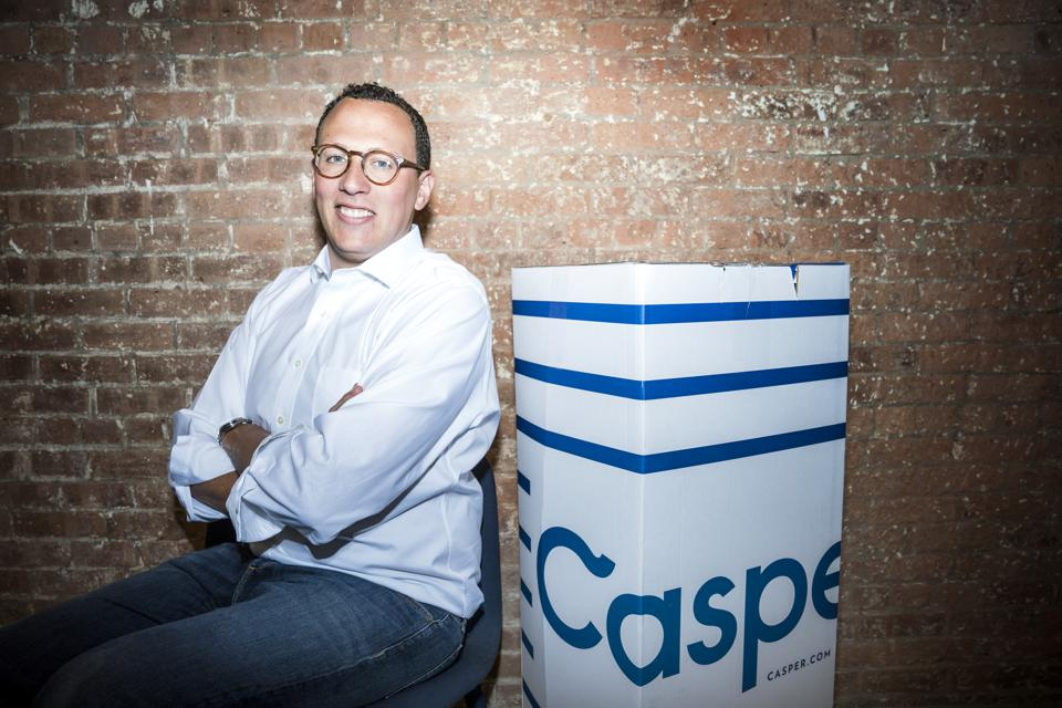 Philip Krim, Co-Founder and CEO of Casper...