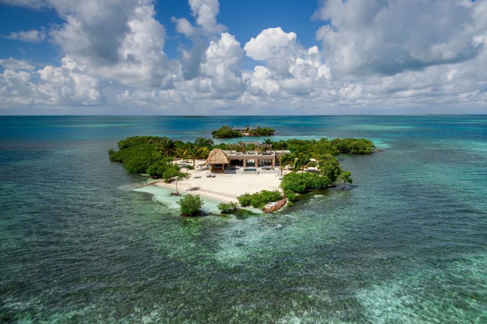 Les 10 îles privées les plus romantiques pour la Saint-Valentin