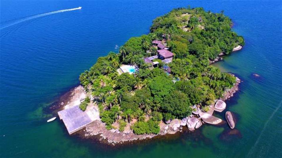 Île privée de Japao