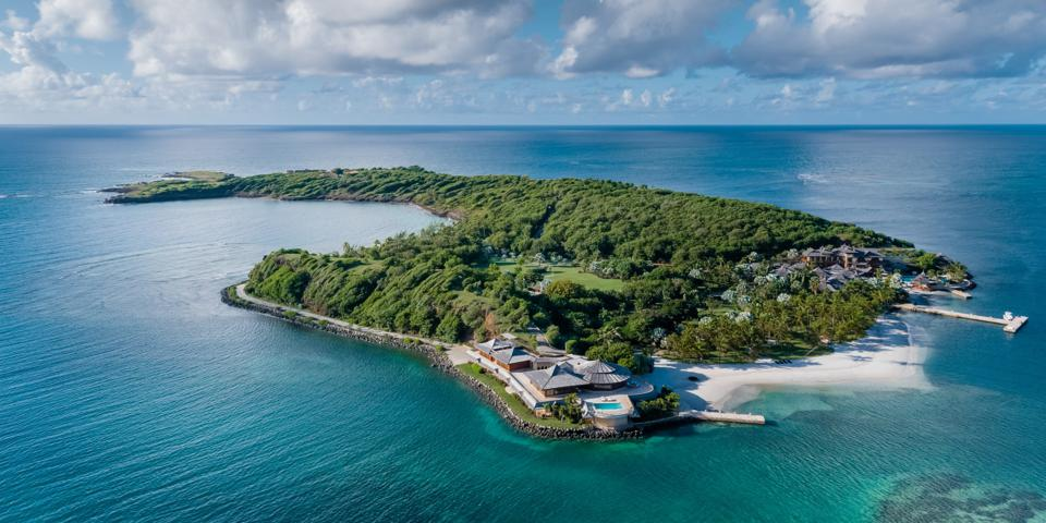 L'île de Calivigny à la Grenade