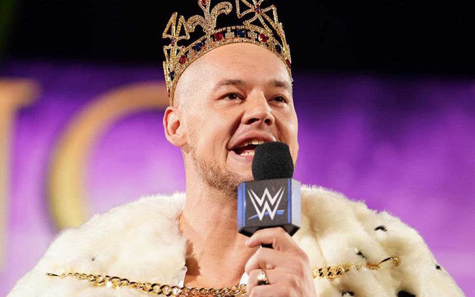 WWE Baron Corbin Kentucky King Corbin Live Event Vince McMahon knows how to fix it