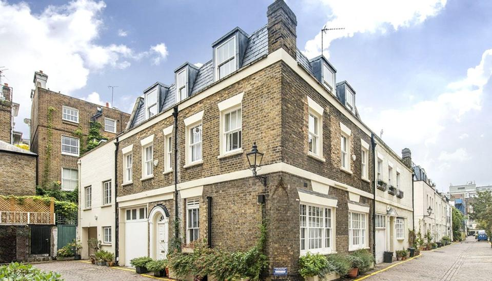 House Neighboring Guy Ritchie's And Madonna's Former Home In London Up For Sale For $4.5 Million