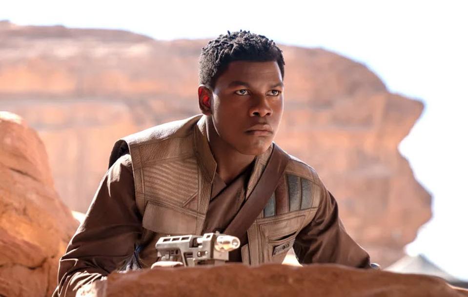 John Boyega Is Dunking On Upset 'Reylo' Fans After 'Star Wars: Rise of Skywalker'