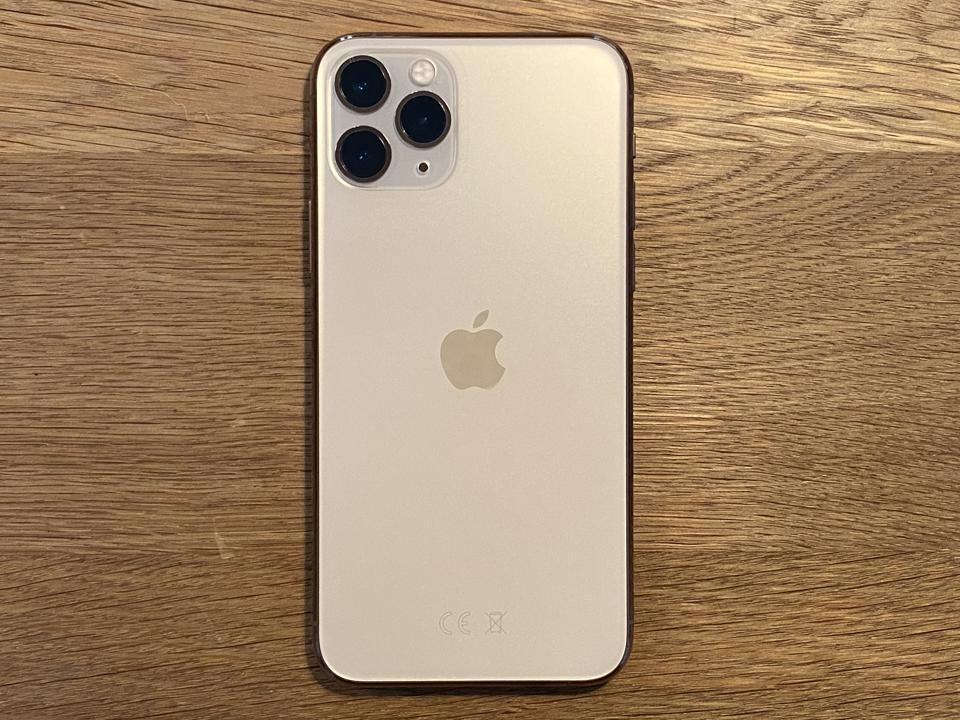 Apple iPhone 11 Pro in gold finish