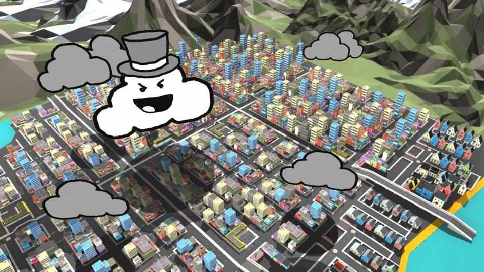 Unbound Creations Rain on Your Parade SimCity