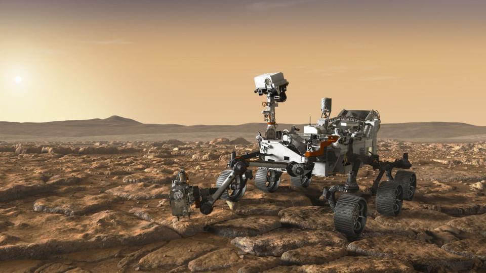 Mars 2020, on MArs in 2020