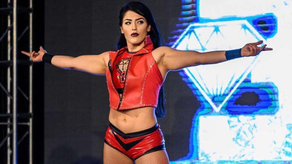 WWE TNA Impact Wrestling Tessa Blanchard