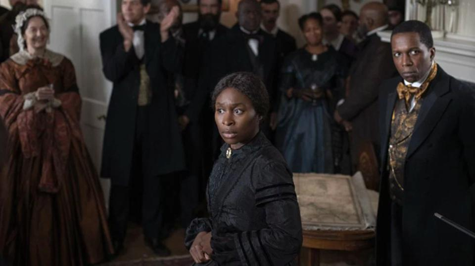 Cynthia Erivo is rumored to be under heavy Oscar consideration for her role in Harriet.