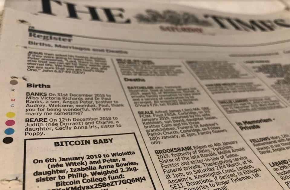 960x0 - Bitcoin Baby's College Fund Outperforms Apple, Tesla, Netflix, And Google—And Might One Day Pay Tuition
