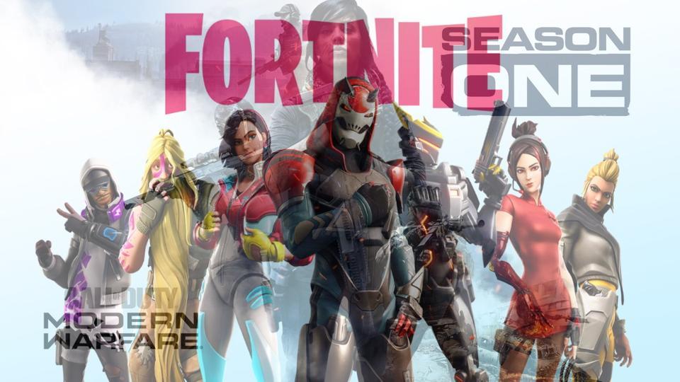 Call of Duty: Modern Warfare is fading back into Fortnite