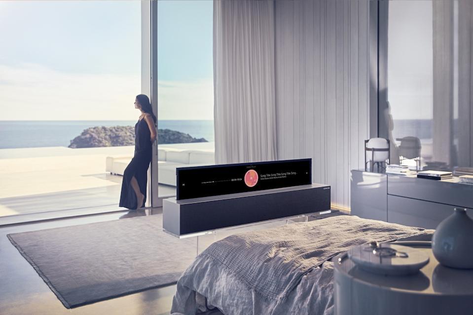 LG OLED TV R