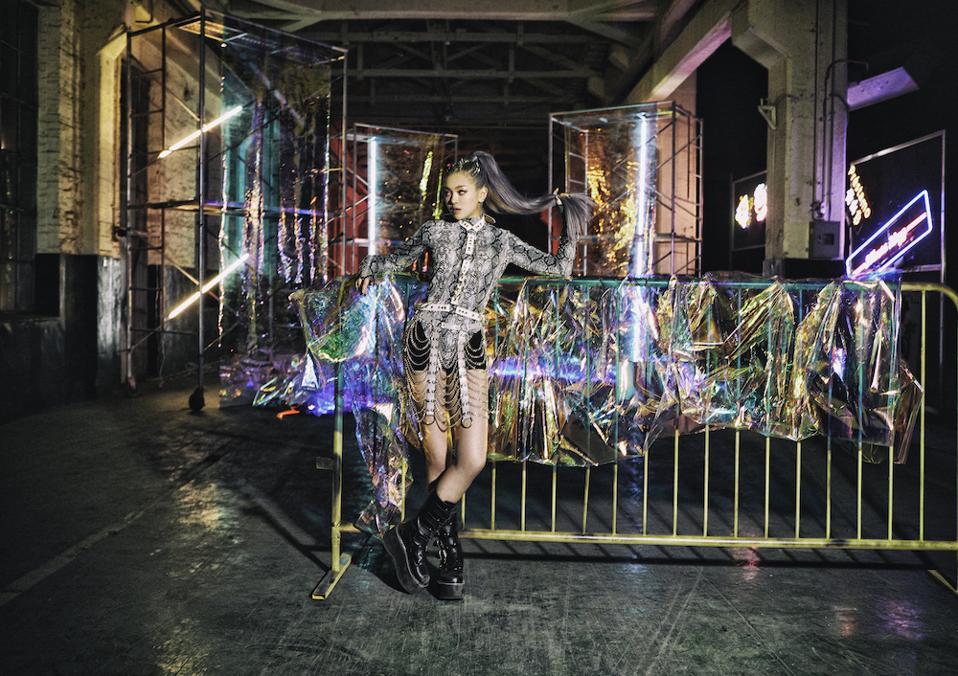 K-pop star AleXa photo
