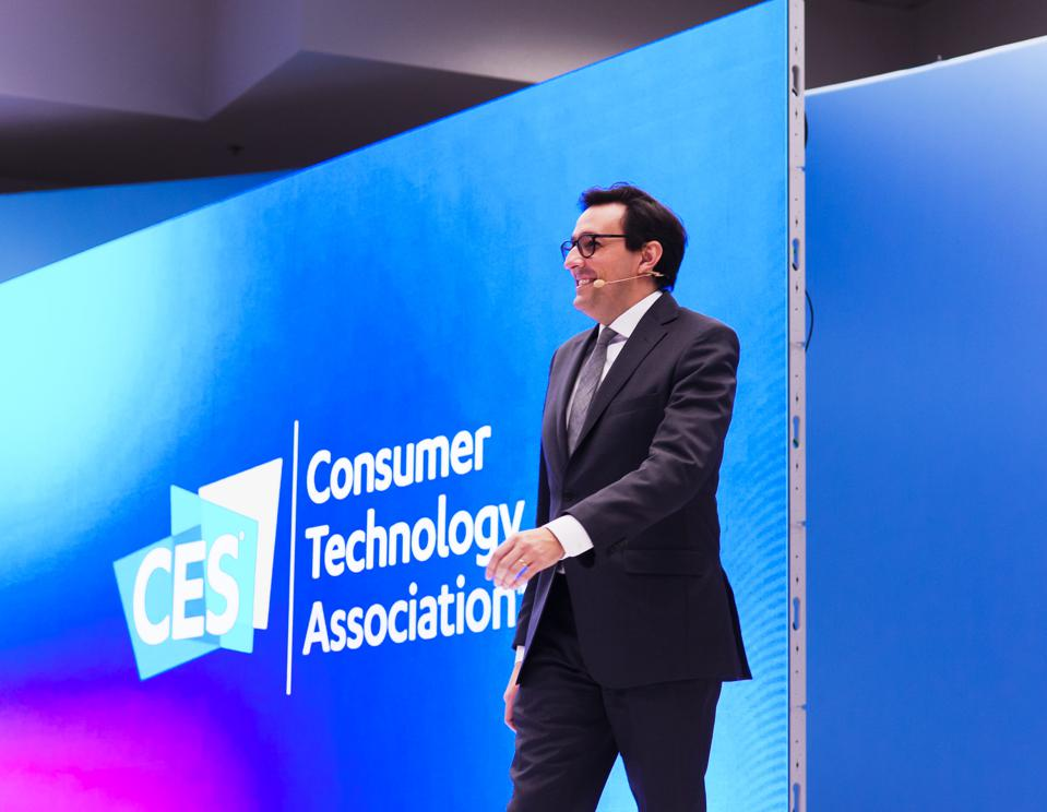 photo of Dario Gil, IBM's Director of Research