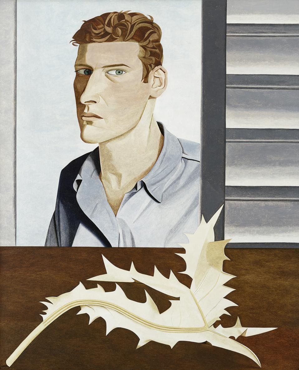 © The Lucian Freud Archive / Bridgeman Images Courtesy, Museum of Fine Arts, Boston
