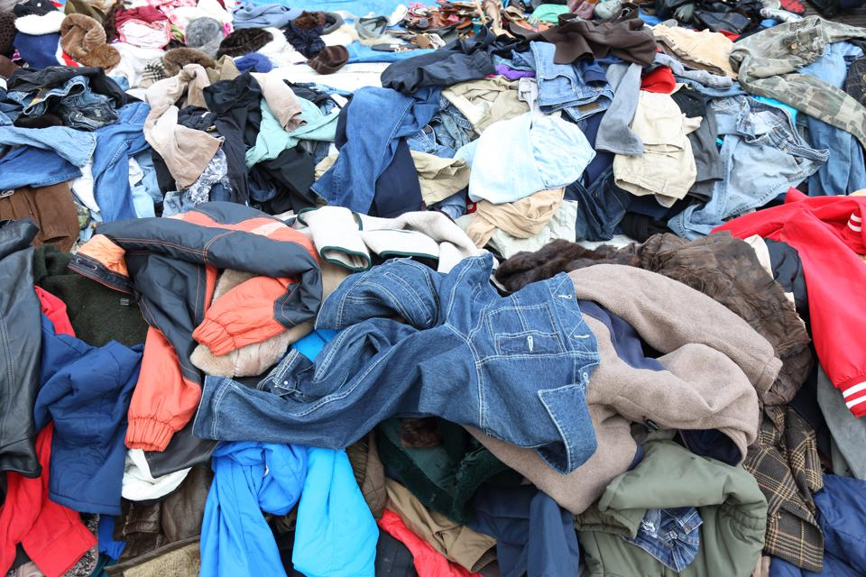 ThredUp data shows impact of fashion waste