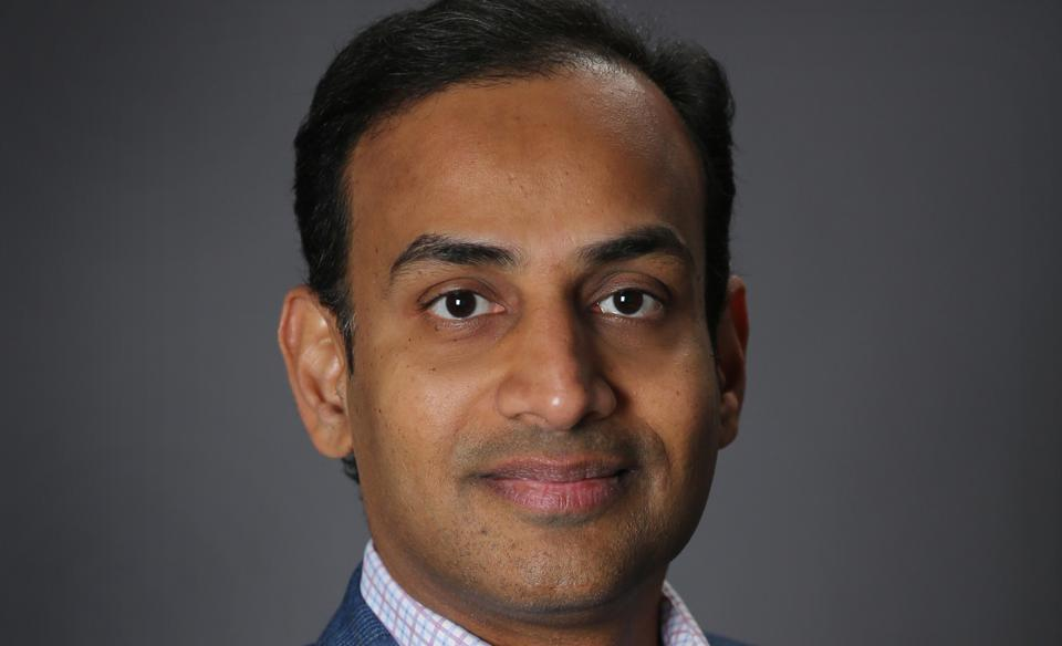 Sathish Muthukrishnan, the new Chief Information, Data, and Digital Officer of Ally Financial