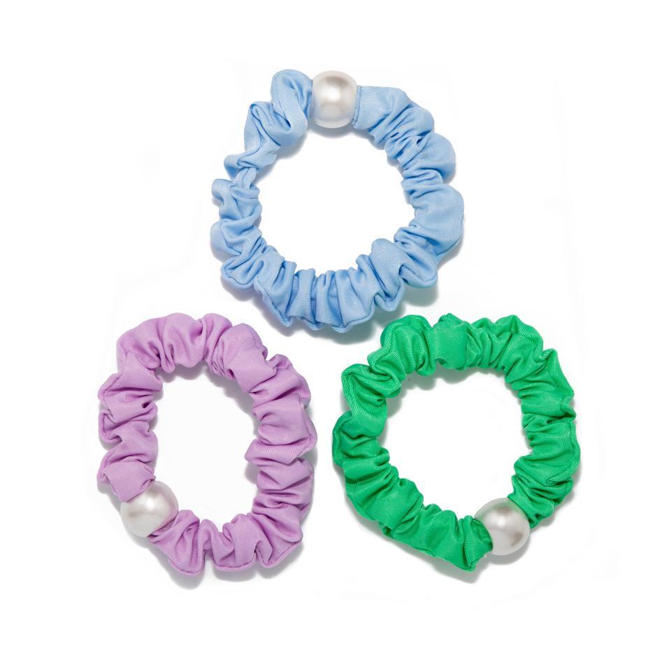 Lele Sadoughi x Stoney Clover scrunchies