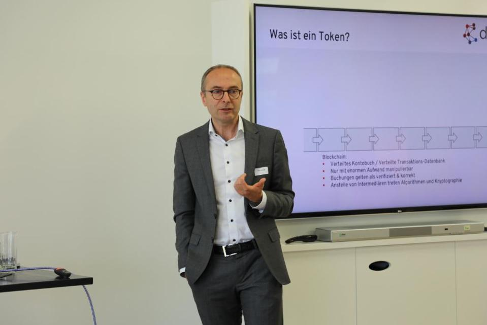 Peter Schnürer - CEO Of Daura