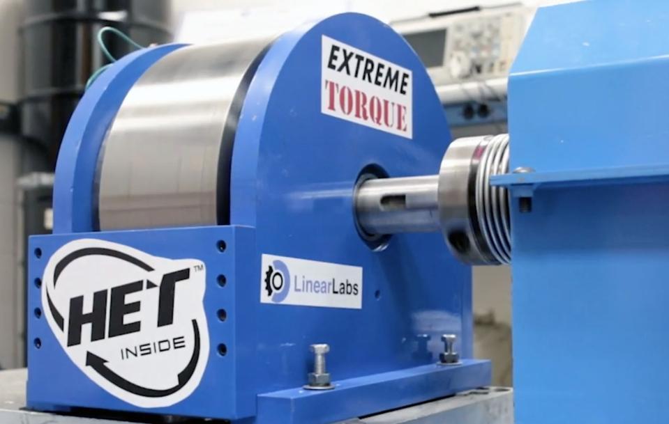 Linear Labs HET motor