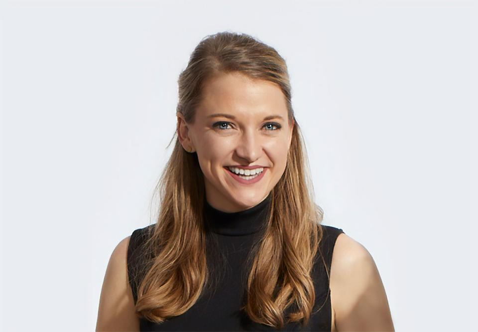 Lisa Burton O'Toole, executive director of HearstLab