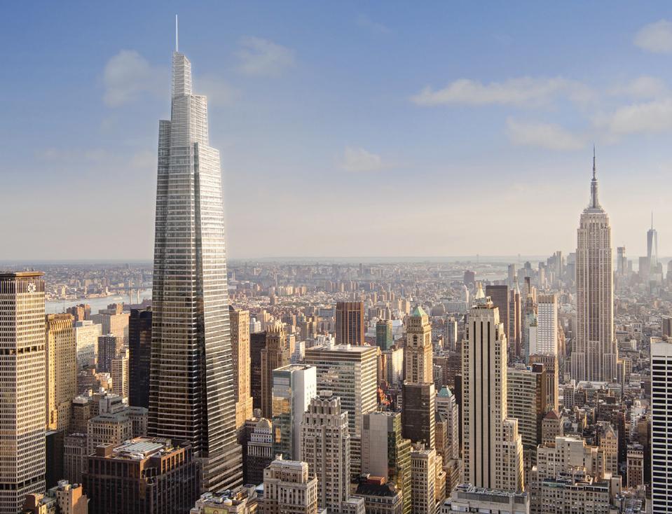 One Vanderbilt Tower in NYC