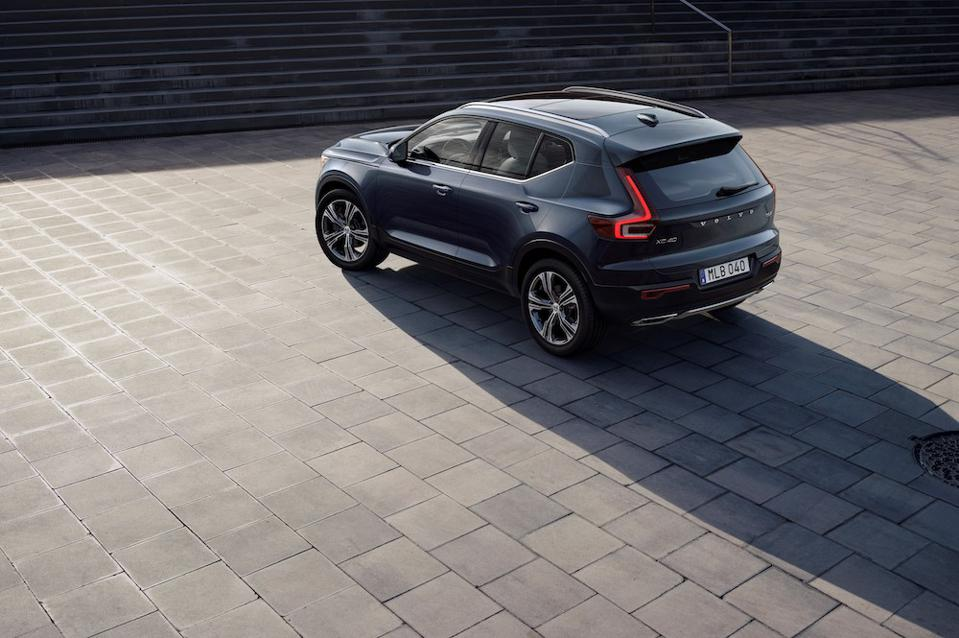 On The Road: Volvo's Compact And Subtle XC40 Premium SUV