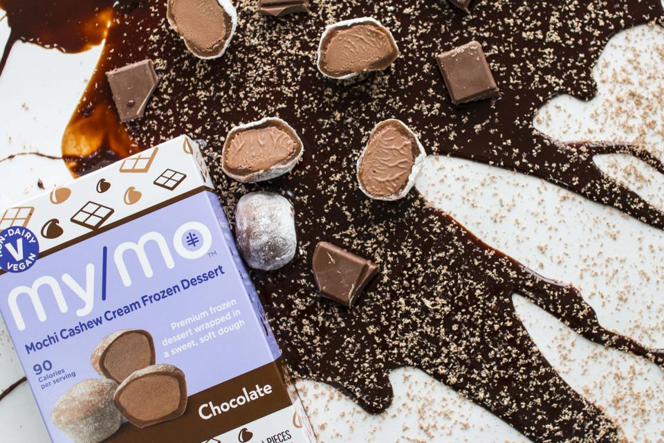 Chock full of chocolatey chocolate, each My/Mo mochi ball is crafted to ensure the proportions of ooey to gooey and silky to smooth.