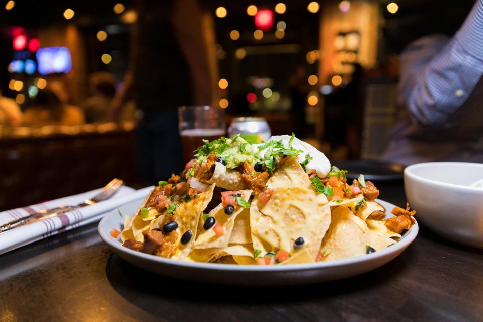 Scottsdale, AZ - Nachos at Culinary Dropout