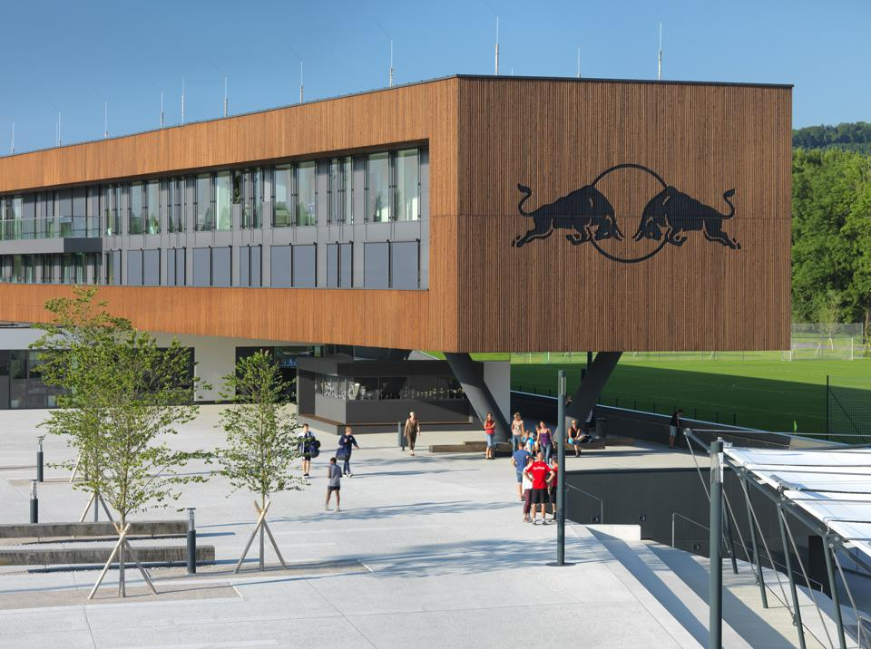 The Red Bull Academy in Salzburg