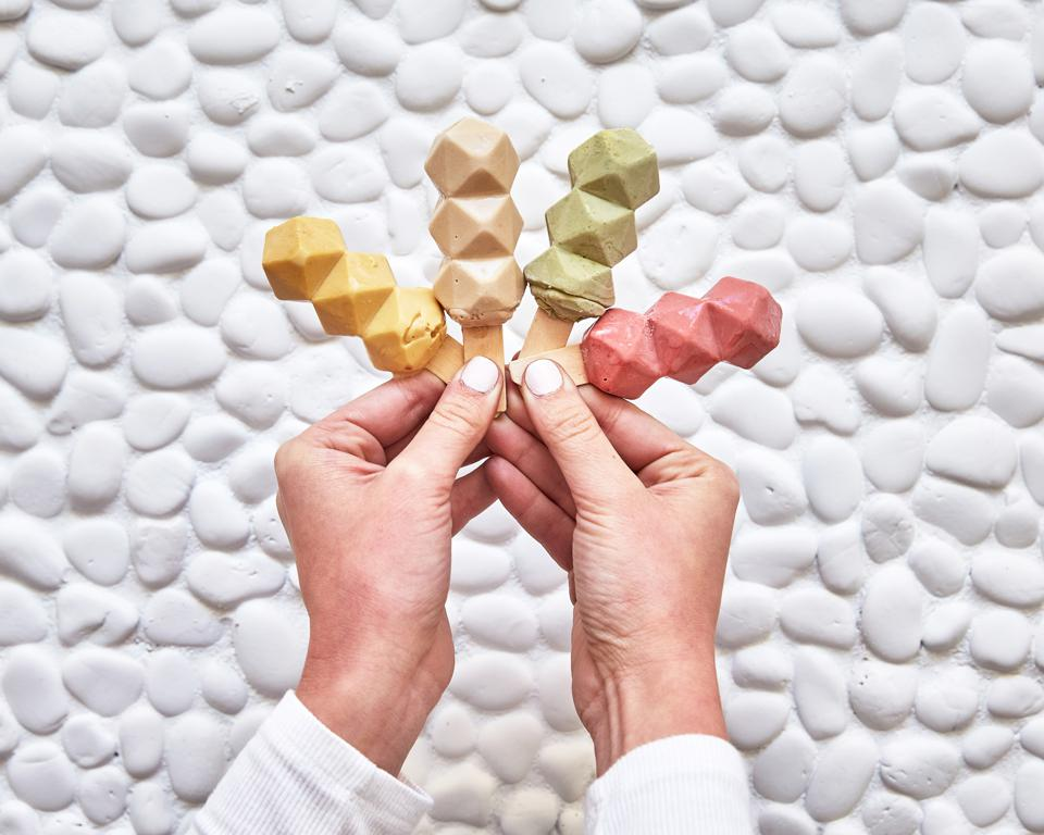 Dream Pops are almost too beautiful to eat.