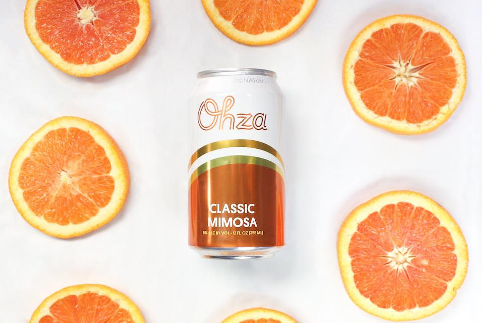 Ohza Mimosa Can